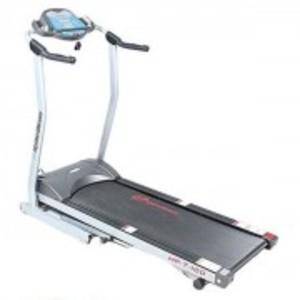 Motorized Treadmill Manual Inclined - 2.0H.P 12km/hr - Black & Grey