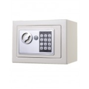 Electronic Safe AES-1800D -White & Pink