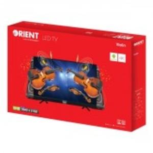 "Violin 50S - 50"" - Smart UHD LED TV - BLACK"