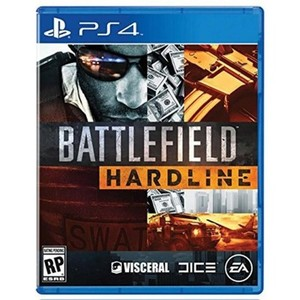 Battlefield Hardline-PS4