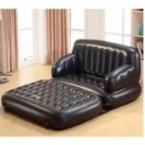 5 In 1 Leather Sofa Cum Bed Comfortable