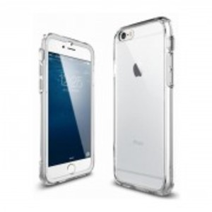 Soft Silicone TPU Case For Apple iPhone 6 Plus, 6s Plus-Transparent