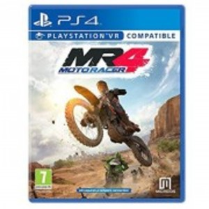 Playstation VR Moto Racer 4