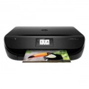 Black Wireless All-in-One ENVY  Color Photo Printer with Mobile Printing-4522