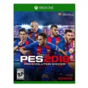 Pro Evolution Soccer 2018-Xbox One