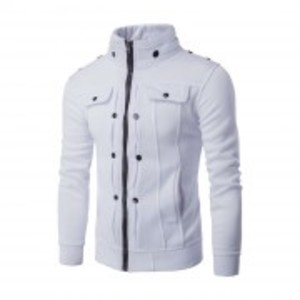 Men's White Mexican Jacket.
