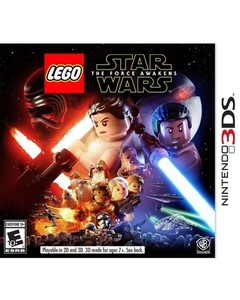 Warner Bros LEGO Star Wars The Force Awakens-3DS