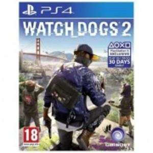 Ubisoft PS4-Watch Dogs 2