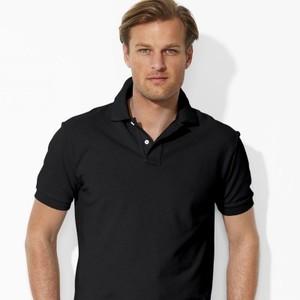 Polo T-Shirt-Black-DOH762