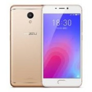 "Meizu M6 - 5.2"" IPS LCD - 3GB RAM + 32GB ROM - 13MP Camera - Gold"