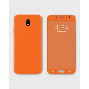 Samsung J520 J5 2017 Skin Wrap In Orange Color-1wall18-1wall18-7