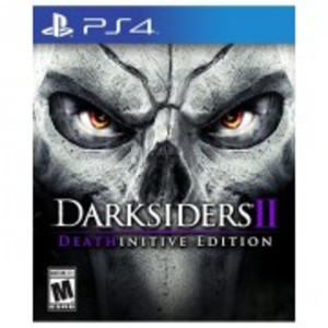 Sony Playstation 4 Dvd Dark Sider 2 Ps4 Game