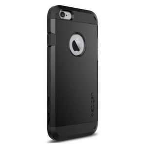 Spigen iPhone 6 Plus Back Case-Black