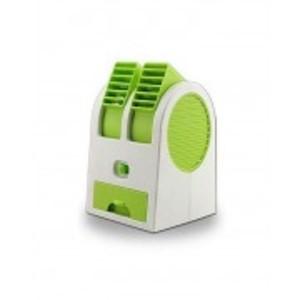 usb cooler fan green