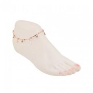 Golden Anklet for Women