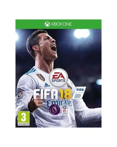 Electronic Arts FIFA 18 - Standard Edition - Xbox One