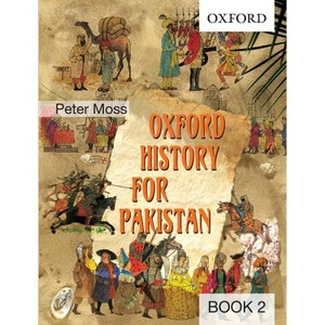 Oxford History For Pakistan Book 2