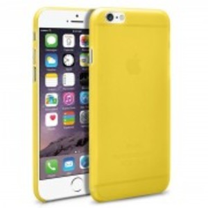 Back Case For iPhone 5 & 5s-Yellow