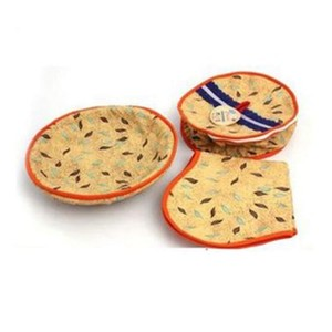 3 Piece Roti Basket - Multi Designs