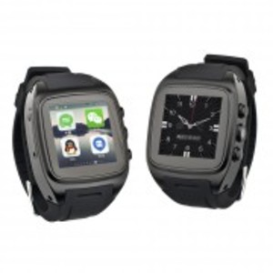 Dual Core Smart Mobile Phone Watch with Wifi,3G, Camera GPS support SIM card