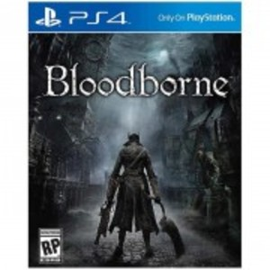 Sony Playstation 4 Dvd Bloodborne Ps4 Game