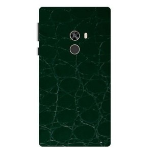 Xiaomi Mi Mix 3M Green Crocodile Leather Texture Skin-DT5545
