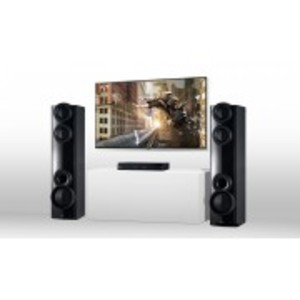 LHD677 - DVD Home Theater System - Black
