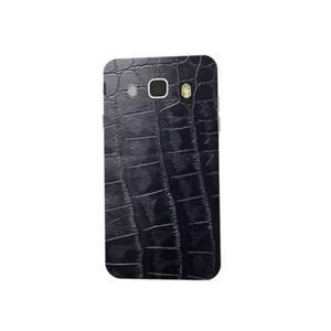 Samsung Galaxy J5 2016 Black  Texture Skin-Back & Sides-DT2193B