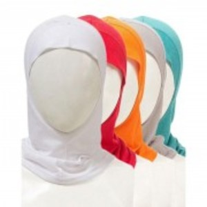 Pack Of 5 - Multicolor Mix Cotton Inner Hijab For Women