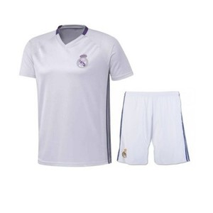 Real Madrid Soccer Football Kit-XL