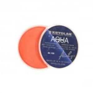 Kryolan Aqua Color Cake Liner 078 Red
