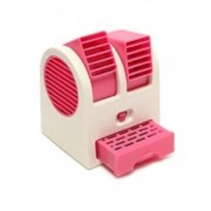 usb cooler fan pink