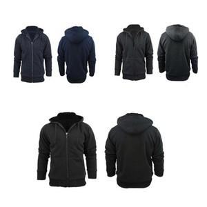 Pack of 3 Fleece Zipper Hoodies-U-S 111