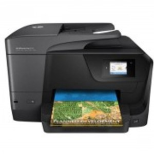 - OfficeJet Pro 8710 - Wireless All-in-One Photo Printer - Black