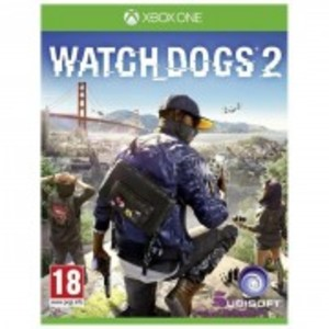 Watch Dogs 2-Xbox One