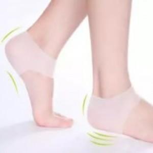Anti heel Crack - Relieve foot pain heel protectors foot anti heel crack cracked heel sock for men and women