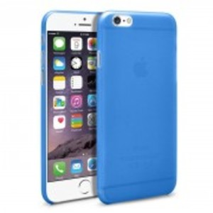 Back Case For iPhone 5 & 5s-Blue
