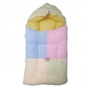 Zm Baby Soft & Warm Sleeping Bag-Multicolored
