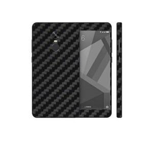 Xiaomi Redmi Note 4X Black Carbon Fiber Texture Skin-DT7422