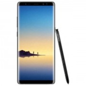 "Samsung Galaxy Note 8-6.3""-QHD+-6GB RAM + 64GB ROM-Black"