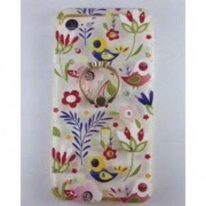 SAMSUNG GALAXY J7 PRIME-YOTOO 4D Color Mobile Case Back Cover-Bird Flowers