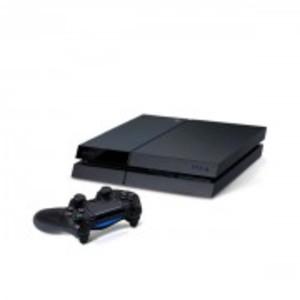 Sony Playstation 4-Region 2-Uk Pal-500 Gb-Black