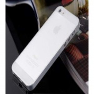 Ultra Thin 0.33mm Hard Back Case for Apple iPhone 5, 5s-White
