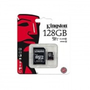 Kingston 128 Gb Class 10 Micro Sd Card