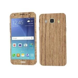 Samsung Galaxy J5 2016 Mahogany Wooden Texture Skin-DT2209