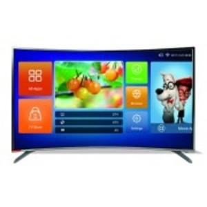 "UD55F7300i - 55"" - 4K UHD Curved LED TV - Black"
