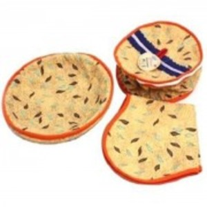 Pack of 3-Roti Basket