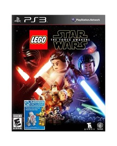 Warner Bros LEGO Star Wars The Force Awakens-PS3