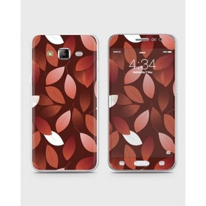 Samsung Galaxy J3 2017 (J310) Skin WrapDesign Almost winter-1wall8-62