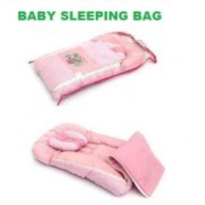 Infant Baby Sleeping Bag - Pink